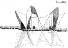 valencia architecture sketched - Google Search