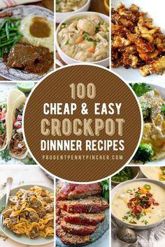 Crockpot Sausage And Potatoes, Crockpot Chicken Dinners, Slow Cooker Chicken, Cook Meals, Pork Recipes, Slow Cooker Recipes, Crockpot Recipes, Ninja Recipes, Crockpot Dishes