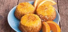 Babeczki pomarańczowe Muffin, Breakfast, Food, Morning Coffee, Essen, Muffins, Meals, Cupcakes, Yemek