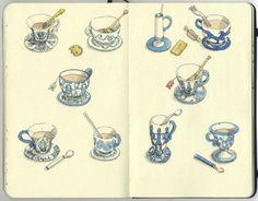 Mattias Adolfsson Illustration . Be Inspired