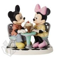 Precious Moments Figurines - Disney - Life Is So Sweet With You