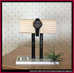 DIY Watch Stand