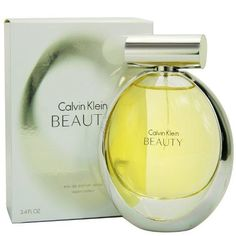 BEAUTY For Women By CALVIN KLEIN Eau De Parfum Spray***Size: 3.4 oz.Fragrance Introduced in 2010 by Calvin Klein,Notes Consist Of A Fruity And Woodsy Scent,For Casual Use,.
