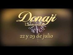 Commercial for the 'Donaji..la layenda' the legend of Donaji, the story of the last Zapotec princess, which is performed on both the Mondays of Guelaguetza