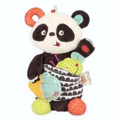 B.Toys: sensoryczna przytulanka Party Panda, 99 zł