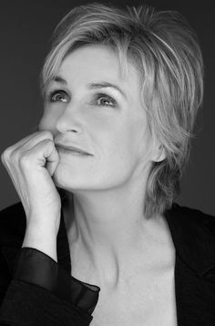 """Jane Lynch as """"Diane Michaels"""" - the zenned-out Mom of Ren, manages the family yoga studio."""
