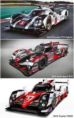 Battle for Le Mans 2016