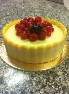 La torta del primo esame all'Alma della mia Giulietta.