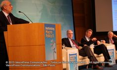 """Joseph Stiglitz at the IMF Conference on """"Rethinking Macro Policy II: First Steps and Early Lessons"""" - IMG_1273"""