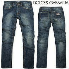 Jeans Dolce & Gabbana Homme H0082