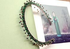 Cordeluta verde smarald (70 LEI la BlushingGoodies.breslo.ro)