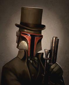 Star_Wars_Boba_Fett_Headhunter_Greg_Peltz_Steam_Punk_1