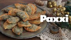 Χορτοκαλίτσουνα - Κρητικά χορτοπιτάκια (Χριστούγεννα 2017)  - Paxxi (E158)