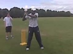 """Batting: How to Play the"""" Pull Shot"""" High to Low by Ingram Jones"""
