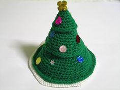 Christmas Tree Crochet Pattern Amigurumi by ChromoCrochet on Etsy