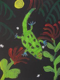 MaryMaking: Goodnight Geckos
