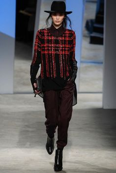 Kenneth Cole Collection Fall 2014 Ready-to-Wear - Collection - Gallery - Look 48 - Style.com