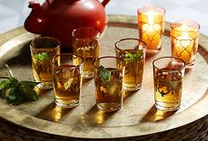 The Versatile Moroccan Tea Glass
