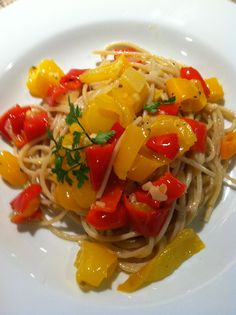 The Cheerful Chickpeas Sweet Pepper Glutten Free Pasta