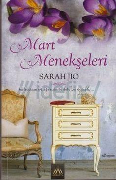 """Sarah Jio """" Mart Menekşeleri """" ePub ebook PDF ekitap indir - e-Babil Kütüphanesi"""