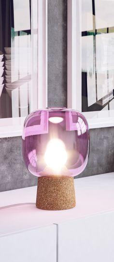 Suspension, Plera, orange, Ø22cm, H20cm - Zanolla Pinterest Bureaus - cree ta propre maison