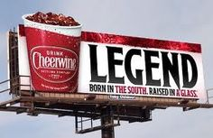 Cheerwine was created in 1917 in Salisbury, North Carolina by a general store owner named L.D. Peeler