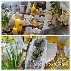 Easter breakfast