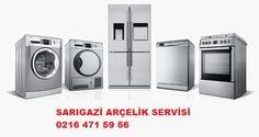 Sarıgazi Arçelik servisi olarak, 1992 yılından beri Sarıgazi, Sancaktepe merkez, Samandıra ve yenidoğan semtlerine Arçelik