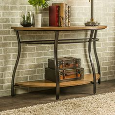 Found it at Joss & Main - Doreen Console Table