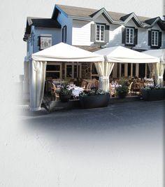 Auberge Sauvignon Restaurant et B & B    2 min. du lac Tremblant, 5 min. de la Station Mont-Tremblant. Table d'hôte et excellents vins, à des prix plus qu'intéressant! Bon appétit!