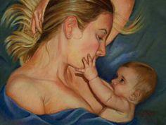 Breastfeeding Art.