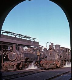 Broad Gage Steam ON The General Roca Line at Bahia Blanca Argentina 1976 Sight & Sound, Wild West, Patagonia, Google, Photo And Video, Photography, Christian, Train, Pictures