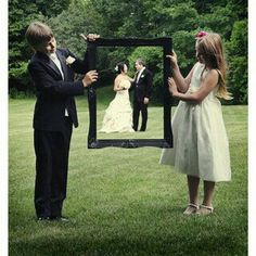 Renewing vows photography idea