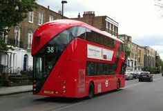 london bus 2014 heatherwick - Google Search