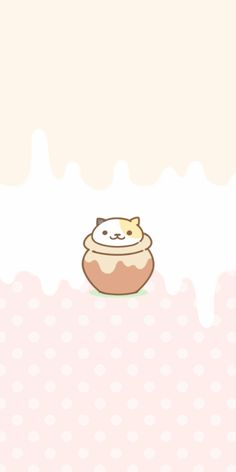 (notitle) - 《 f a n 》 - Neko Atsume Wallpaper, Cute Cat Wallpaper, Sanrio Wallpaper, Kawaii Wallpaper, Cute Cats And Dogs, Cool Cats, Here Kitty Kitty, Hello Kitty, Kitty Games