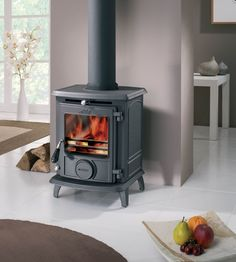 The AGA Little Wenlock Classic SE is a smoke exempt stove - Defra Approved Stove. Buy AGA Little Wenlock Classic SE - AGA Authorised retailer- 01559 362847 Aga Stove, Pellet Stove, Cast Iron Stove, Cast Iron Fireplace, Electric Stove, Gas And Electric, Log Burning Stoves, Wood Burning, House