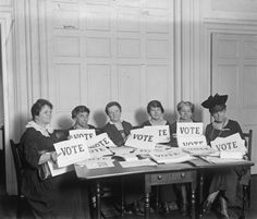 National League of Women Voters 1924