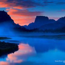 Grenn River Lakes