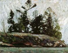 Tom Thomson Spring French River