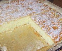 Yogurt cake (without flour) – Backen – Kuchen Rezepte Yogurt Recipes, Baking Recipes, Cake Recipes, Law Carb, German Cake, Quick Cake, Yogurt Cake, Turkish Recipes, Food Cakes