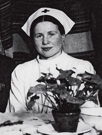 Irena Sendler (1910-2008), a Polish nurse, who rescued hundreds of Jewish children in the Second World War.