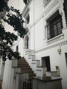 Casablanca Morocco, Today Pictures, Past, Art Deco, Porches, Morocco, Nostalgia, Front Porches, Past Tense