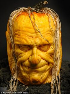 These horror masterpieces created by professional sculptors are enough to give anyone a fright