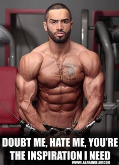 "lazar angelov - reveals how to get the abs you've always wanted with his release of ""Abs: The Secret Revealed"" Get over at http://aff.absthesecretrevealed.com/?hop=ng2013"