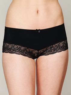 Smooth French Knicker at Free People Clothing Boutique