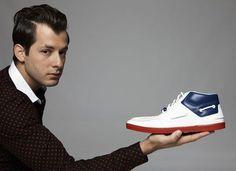 Mark Ronson designs for Gucci Wedding Sneakers, Mark Ronson, Dressing, Gucci Handbags, Stella Mccartney Elyse, Keds, Drake, Lifestyle Blog, Trainers
