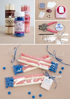 DIY | 4th of July favors