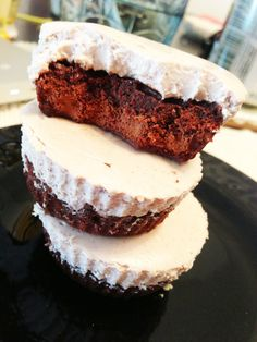 Quest Chocolate Raspberry Brownie Cheesecakes