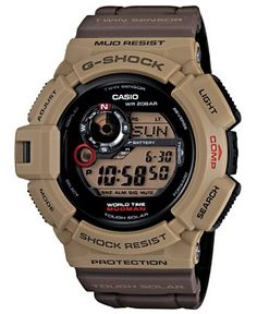 Shop men's and women's digital watches from G-SHOCK. G-SHOCK blends bold style with the most durable digital and analog-digital watches in the industry. G Shock Watches Mens, Sport Watches, Watches For Men, Wrist Watches, Popular Watches, Men's Watches, New G Shock, G Shock Men, Amazing Watches