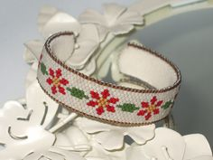 Autumn Flowers Cuff | Flickr - Photo Sharing!